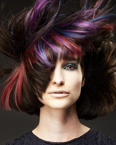8 Looks. 8 Color Formulas by Anne Veck | Modern Salon #haircolor