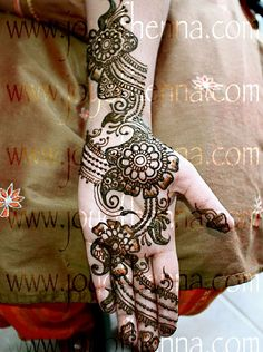 henna. I love this design!