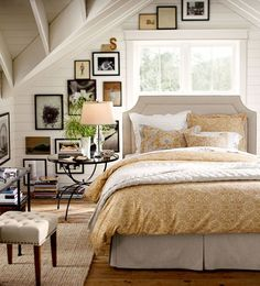 The farmhouse style bedroom decor above is used allow the decoration of your bedroom to be more mesmerizing. Description from limbago.com. I searched for this on bing.com/images