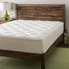 Select Luxury 10-inch Queen-size Double-sided Airflow Quilted Foam Mattress | Overstock.com Shopping - The Best Deals on Mattresses