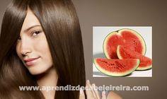 Aprenda a fazer o relaxamento caseiro de melancia !