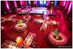 different wedding reception layouts | ... Manor Bride » Blog Archive » Unique Reception Room Layouts
