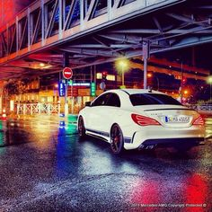 Mercedes Benz CLA 63 AMG