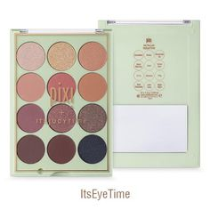 A palette of super silky eyeshadows that are easy to wear and highly blend-able that seamlessly transition from day to night created by Judy. Swish on these gorgeous shades to define and enhance your look whatever time it is.