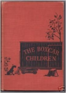 I cannot tell you how many times I read that account of a family of orphans who settled into a boxcar to live.