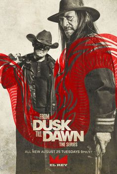 From Dusk Till Dawn: The Series Movie Poster