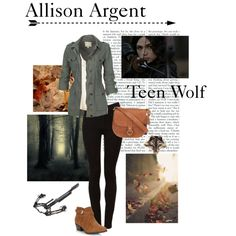 Allison Argent Outfit by sarah-arvizu on Polyvore featuring H&M, Fat Face, Cheap Monday and H! by Henry Holland