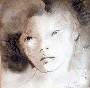 Leonor Fini Visage