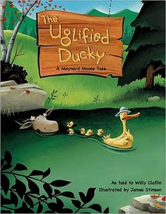 contemporary ugly duckling story for compare and contrast