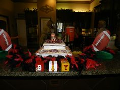 49ers baby shower!