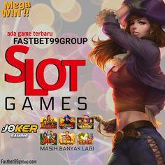Memainkan permainan Game slot merupakan hal yang sangat menyenangkan.   Silahkan daftar ID anda di sini :  - LiveChat : http://Markasjudi.com  - Pin BB : 2BB66006 - Whatsapp : +62 858 3089 6612  #markasjudi#FastBetGroup #eventjackpot #AgenTerpercaya