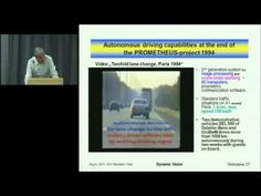 Dynamic Vision as a Key Element for AGI by Ernst Dickmanns