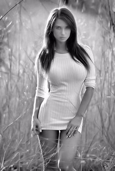 girl, sexi, sweater dresses, white, field of dreams, hot, beauti, beauty, women