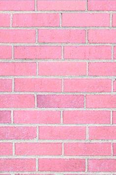 Pink bricks!,for wallpaper