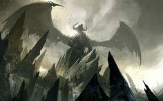 Resultado de imagen para gw2 dragon concept