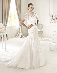 Pronovias te presenta el vestido de novia Urturi. Fashion 2013. | Pronovias