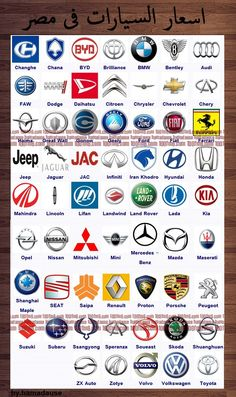 Luxury Car Logos Branding Branding Identity Pinterest Luxury