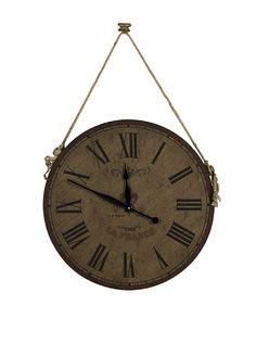 Cooper Classics Jaybrook Wall Clock, Natural, http://www.myhabit.com/redirect/ref=qd_sw_dp_pi_li?url=http%3A%2F%2Fwww.myhabit.com%2F%3F%23page%3Dd%26dept%3Dhome%26sale%3DA31ZAZ3D02Z58D%26asin%3DB009XN5HT4%26cAsin%3DB009XN5HT4