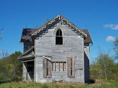 OH Defiance County - Abandoned House 2