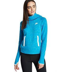 Nike Tech Hoody #hoodie #offduty #sports #covetme