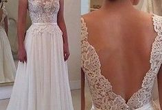 Charming long prom dresses,open back long prom dresses,applique long prom dresses,lace top long prom dresses, Pretty Homecoming Dresses, Prom Dresses Long Pink, Elegant Prom Dresses, Wedding Dresses, Applique Dress, Chiffon, Lace Tops, Bridal Collection, House