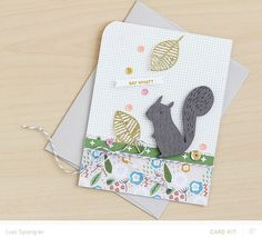 LISSE STREET Card Kit at @studio_calico