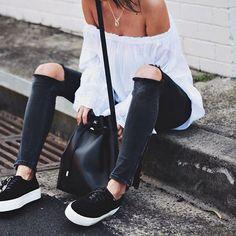 Anticipo De Tendencia: Zapatillas Con Plataformas | Cut & Paste – Blog de Moda