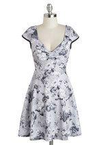 Antique Photos Dress | Mod Retro Vintage Dresses | ModCloth.com