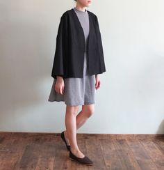 Monk coat
