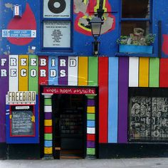Freebird Records, Dublino