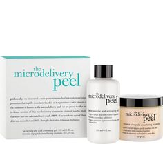 philosophy super-size 2-pc. vitamin C microdelivery peel - Page 1 — QVC.com