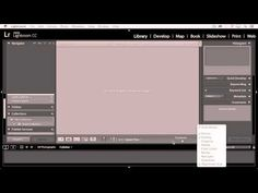 Lightroom CC - Removing Lens Distortions and Correcting Perspective - YouTube