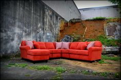 Best Chair Co. Sectional from Ritchie's Furniture, Appliance, & Sleep Shoppe in Downtown Elizabethton Tennessee...