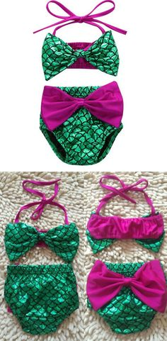 d7950aad9d36 8 Best mermaid bathing suit images in 2016 | Bikini set, Beachwear ...