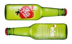 Leo's Cider on Behance