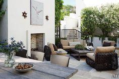 Richard Hallberg and Barbara Wiseley Create a Malibu Weekend House Photos | Architectural Digest