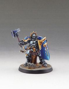Stormcast Eternal - Hallowed Knight by BangDoll  for Warhammer  Age of Sigmar