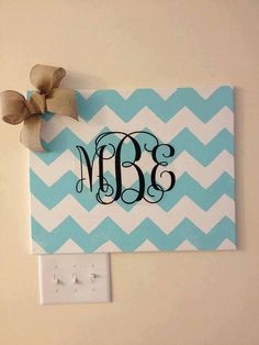 I like this canvas idea, but instead of placing it above the light switch I think I& cut a place in it to go over the light switch. It& look cuter I think :) Cute Crafts, Crafts To Do, Decor Crafts, Arts And Crafts, Diy Crafts, Canvas Crafts, Diy Canvas, Canvas Art, Canvas Paintings