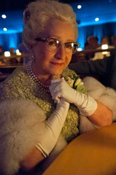 "Debbie Reynolds in a scene from the film, ""Behind the Candelabra."" 2013"