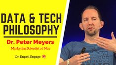 Peter Meyers, the Marketing Scientist for Moz joins us to talk to us about the philosophy behind understanding your data & tech. Interview Help, Sentiment Analysis, World Data, Distinguish Between, Keynote Speakers, Self Driving, Find People, The Marketing, Influencer Marketing