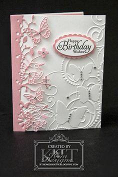 Memory Box Die Cut Cards on Pinterest | 119 Pins