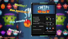 Today Free-Hack-Download.com will provide you the highest quality trainer that you can use in any moment of your game. Swipe me out Hack Tool. Download now: http://free-hack-download.com/2015/11/swipe-hack-tool-android-ios-windows.html/