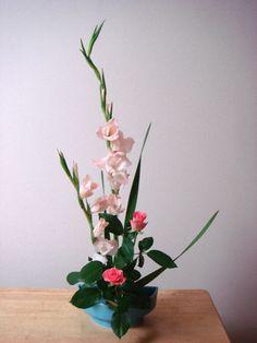グラジオラス 生け花 - Google 検索