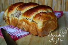 Danadi's Kitchen: Kakaós foszlós kalács Banana Bread, Deserts, Lime, Food, Limes, Essen, Postres, Meals, Dessert