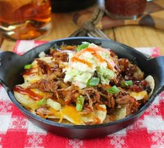 Brisket Nachos are a wonderful, easy appetizer with barbecued smoked brisket, tortilla chips, cheese and coleslaw. The perfect game day food for barbecue lovers! Mexican Food Recipes, Beef Recipes, Cooking Recipes, Nacho Recipes, Barbecue Recipes, Game Day Snacks, Game Day Food, Nachos, Appetizer Recipes