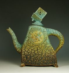 Dennis Meiners - House Top Teapot