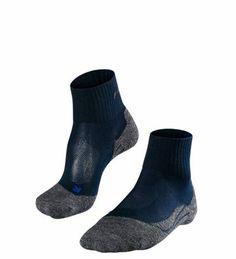 Falke Womens TK2 Trekking Cool Short Socks   Mid Weight Trekking Socks