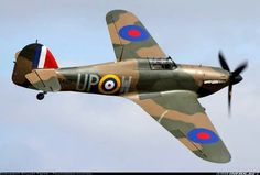 Hawker Hurricane 1