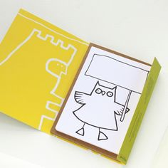 Fill-me-in Blank Postcard Pack