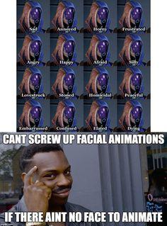 Original Mass Effect Artists knew...